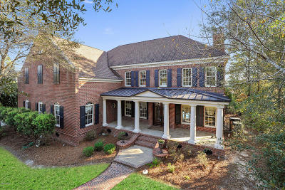 Gulfport Single Family Home For Sale: 13095 Lake Florence Rd