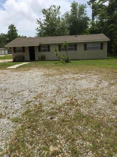 Waveland Single Family Home For Sale: 800 Old Spanish Trail