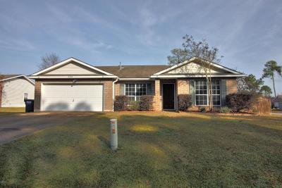 Ocean Springs Single Family Home For Sale: 8200 Groveland Rd