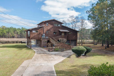 Gulfport Single Family Home For Sale: 1312 Beards Cove Dr