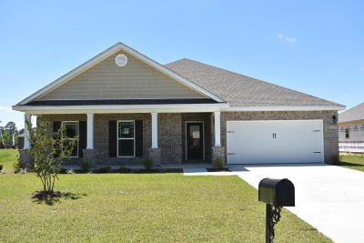 Gulfport Single Family Home For Sale: 10431 Chapelwood Dr