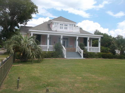 Biloxi Single Family Home For Sale: 1114 Beach Blvd