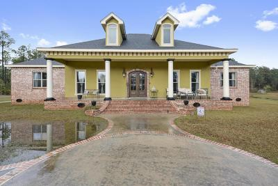 Ocean Springs Single Family Home For Sale: 7312 Kruger Pl