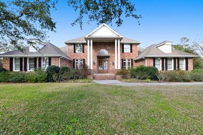 Pass Christian Single Family Home For Sale: 1025 East Beach Boulevard