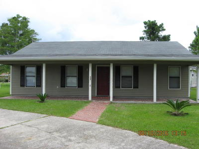 Bay St. Louis Single Family Home For Sale: 629 Green Meadow Rd