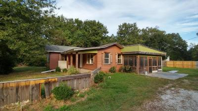 Ocean Springs MS Single Family Home Pending Continue To Show: $48,500