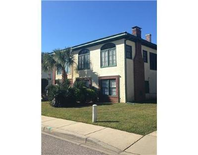 Biloxi Multi Family Home For Sale: 133 Hopkins Blvd