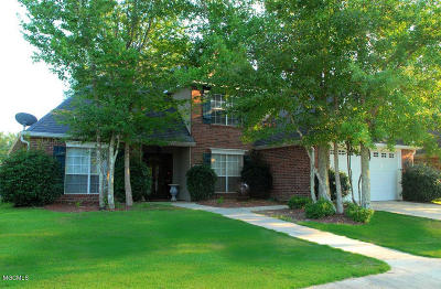 Gulfport Single Family Home For Sale: 11558 Briarstone Pl