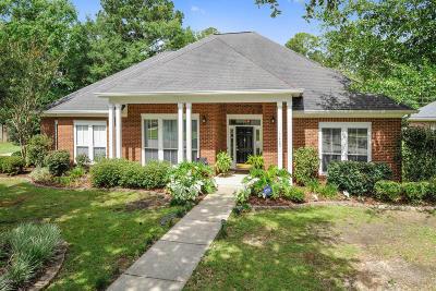 Gulfport Single Family Home For Sale: 11423 W Ashton Ln