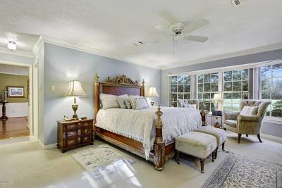 Ocean Springs Single Family Home For Sale: 6300 Prado Rd