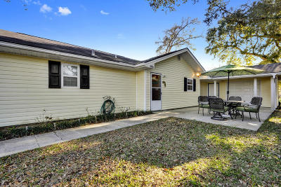 Waveland Single Family Home For Sale: 606 S Central Ave