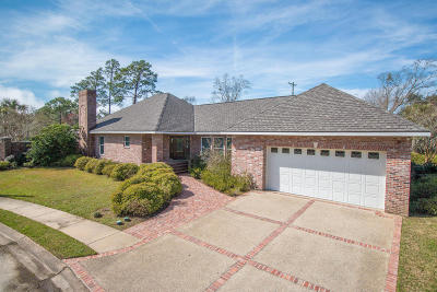 Gulfport Single Family Home For Sale: 401 S Caribe Pl