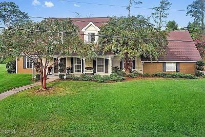 Gulfport Single Family Home For Sale: 9 Bayou View Dr