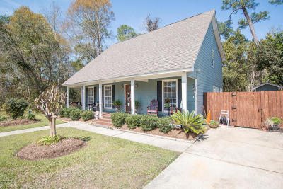 Gulfport Single Family Home For Sale: 116 Canal St