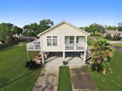Gulfport Single Family Home For Sale: 517 Lewis Ave
