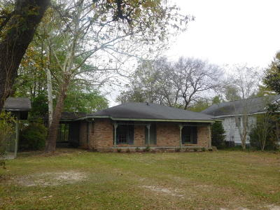 Bay St. Louis Single Family Home For Sale: 1008 Lincoln Dr