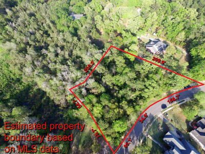 Pass Christian Residential Lots & Land For Sale: Live Oak Way