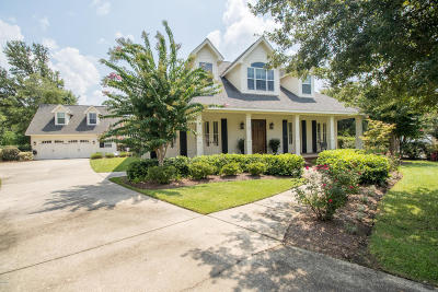 Biloxi Single Family Home For Sale: 787 Destiny Plantation Blvd