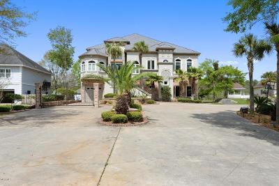 Diamondhead Single Family Home For Sale: 8230 Maunalani Pl