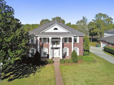 Ocean Springs Single Family Home For Sale: 4021 Dunsinane Ave
