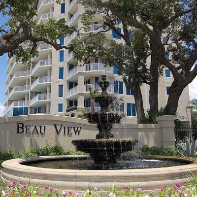 Biloxi Condo/Townhouse For Sale: 2668 Beach Blvd #1704