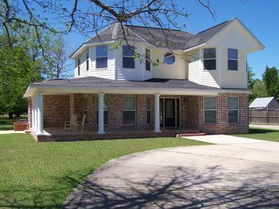Harrison County Single Family Home For Sale: 11616 River Estates Cir