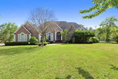 Ocean Springs Single Family Home For Sale: 6001 Olde Oakview