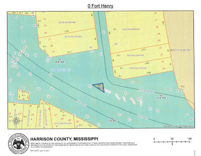Pass Christian Residential Lots & Land For Sale: Hwy 90/Fort Henry Ave