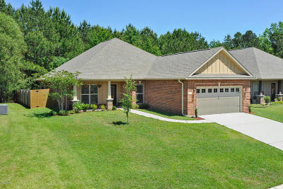 Biloxi Single Family Home For Sale: 790 Bay Breeze Dr