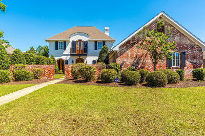 Gulfport Single Family Home For Sale: 10918 Channelside Dr