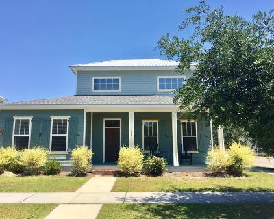 Bay St. Louis Single Family Home For Sale: 500 John Baptiste St