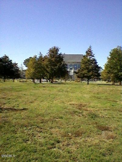 Pass Christian MS Residential Lots & Land For Sale: $120,000