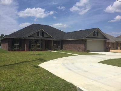 Harrison County Single Family Home For Sale: 14087 Hudson Krohn Rd