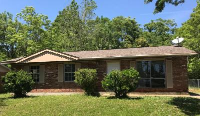 Biloxi Single Family Home For Sale: 15616 Belmont Dr