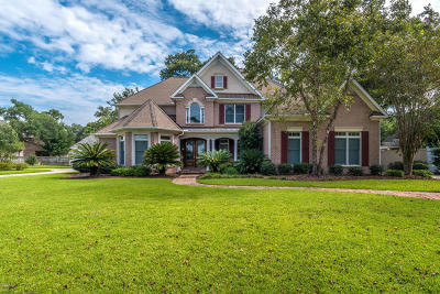 Gulfport Single Family Home For Sale: 30 Shoreline Ln