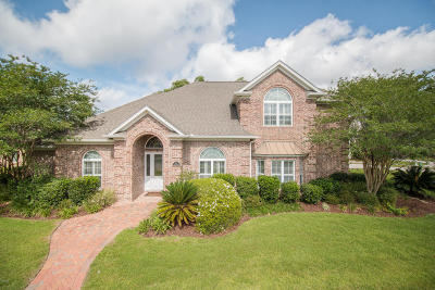 Ocean Springs Single Family Home For Sale: 601 Rue Dauphine