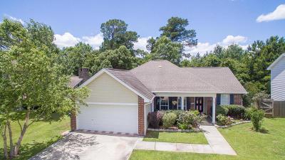Biloxi Single Family Home For Sale: 833 Ellington Dr