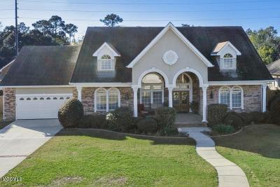 Biloxi Single Family Home For Sale: 2443 Castille Pl