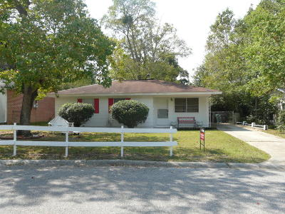 Gulfport Single Family Home For Sale: 3001 Pineland Dr