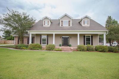 Saucier Single Family Home For Sale: 18128 Robinwood E Dr