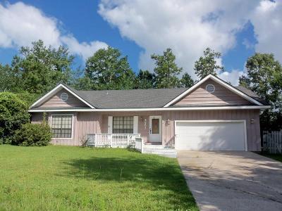 Diamondhead Single Family Home For Sale: 6662 Ahekolo Cir