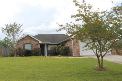 Gulfport Single Family Home For Sale: 12435 Crystal Well Ct