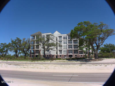 Pass Christian Condo/Townhouse For Sale: 1100 W Beach Blvd #411
