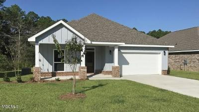 Gulfport Single Family Home For Sale: 10210 Hutter Rd