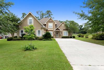 Diamondhead Single Family Home For Sale: 7555 Mahalohui Dr