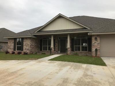 Biloxi Single Family Home For Sale: 14115 Hudson Krohn Rd