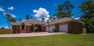 Ocean Springs Single Family Home For Sale: 6208 Mary Mahoney Dr