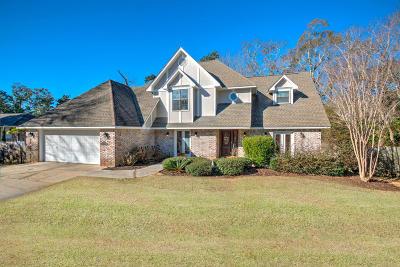 Ocean Springs Single Family Home For Sale: 203 Ashley Pl