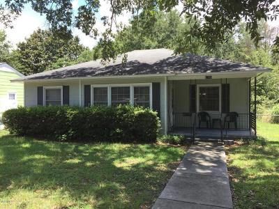 Biloxi Single Family Home For Sale: 1768 Corley St