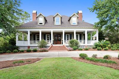 Gulfport Single Family Home For Sale: 12453 Preservation Dr
